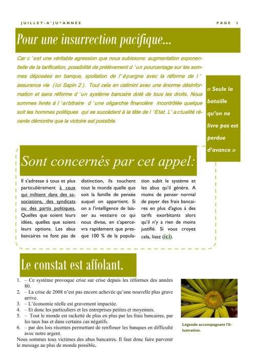 Flash Info n°60-3
