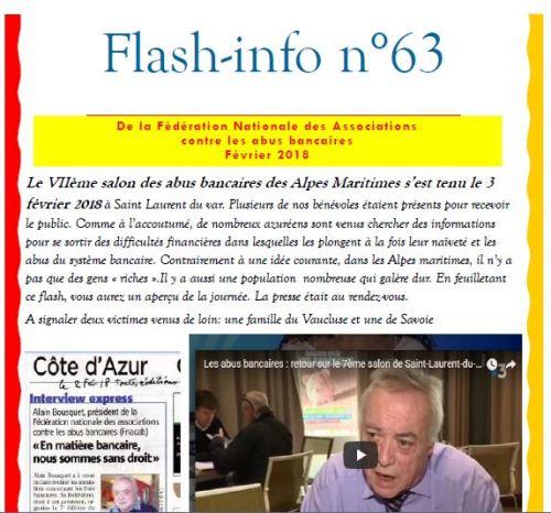 Image Flash info n°63