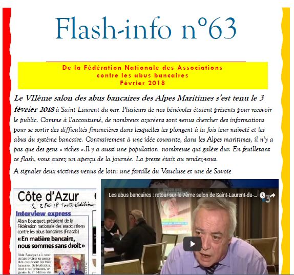 Image Flash info n°63